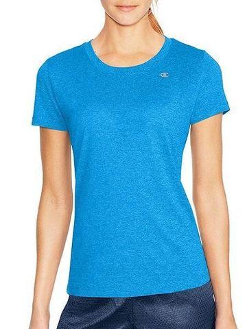 Спортивный футболка женская с короткими рукавами Champion A7963