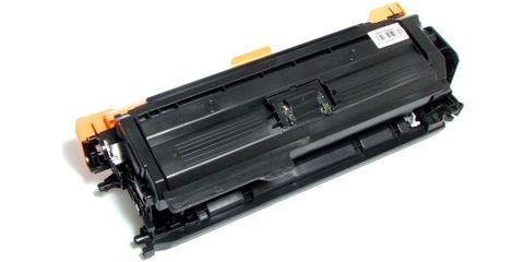 Картридж лазерный цветной КАРАКУМ 648A CE262A желтый (yellow), до 11 000 стр. - купить в компании MAKtorg