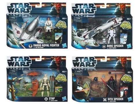 Star Wars 2012 Class I Fleet Vehicles Wave 0.5