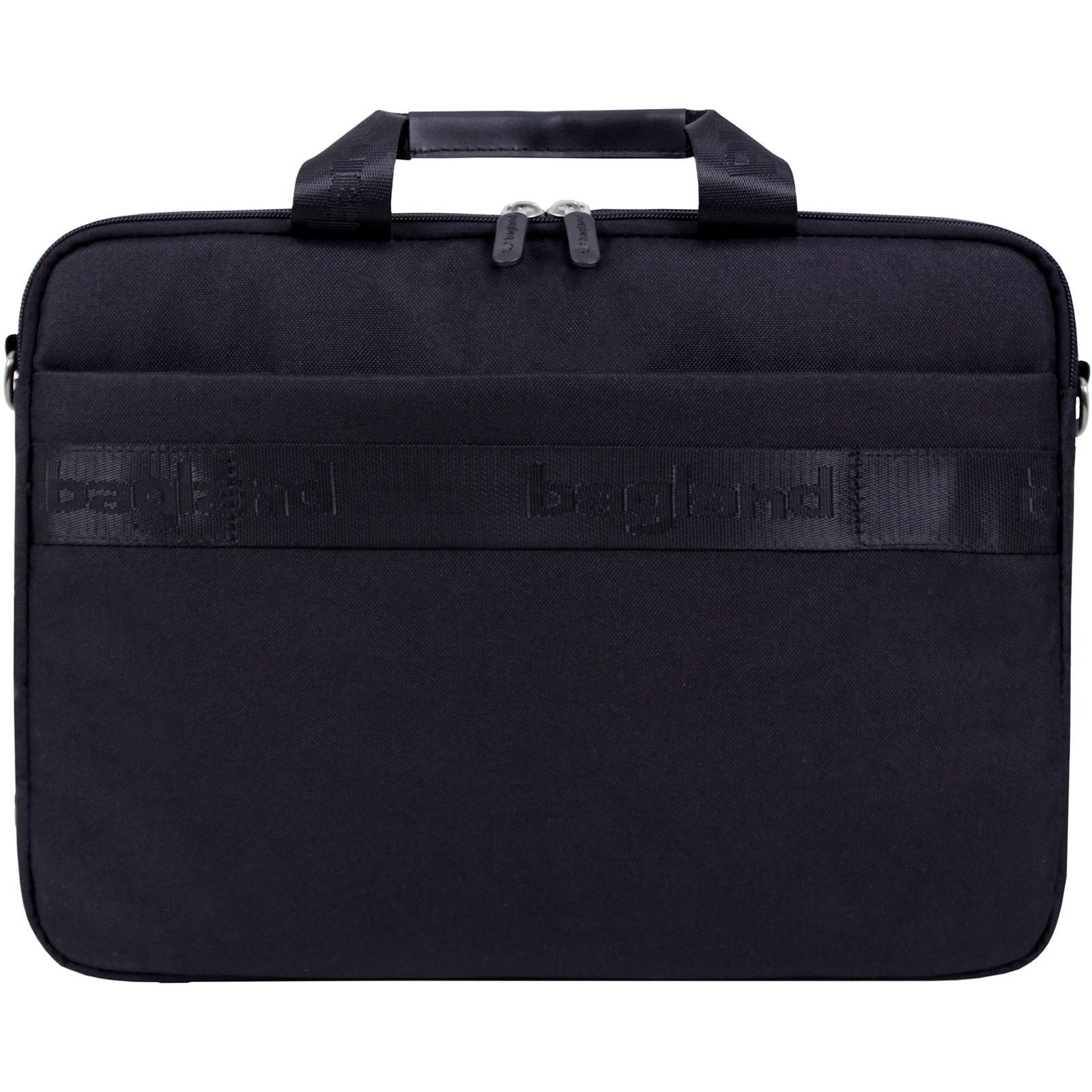 Сумка для ноутбука Bagland Континет 7 л. черный (0044066) фото 3
