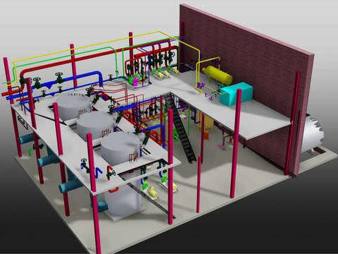 Комплекс работ по проектированию и строительству котельных
