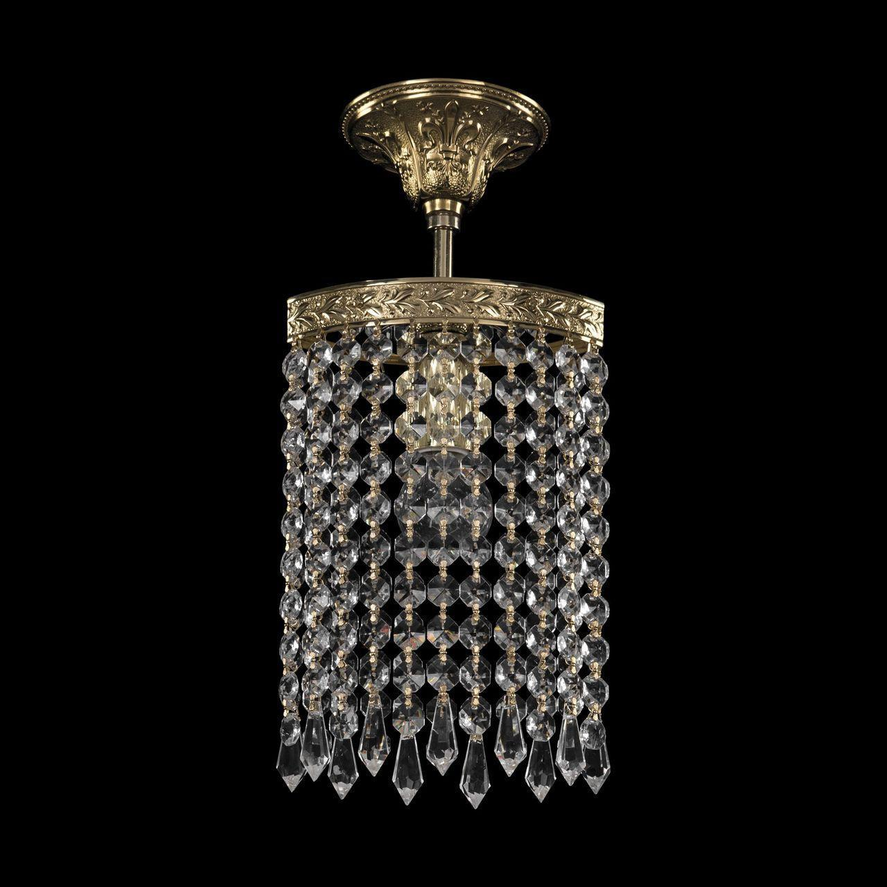 Подвесной светильник Bohemia Ivele 19203/15IV G Drops