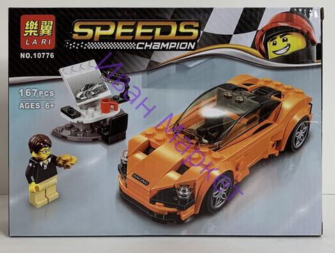Техник 10776 Speed Champions 167 дет Конструктор