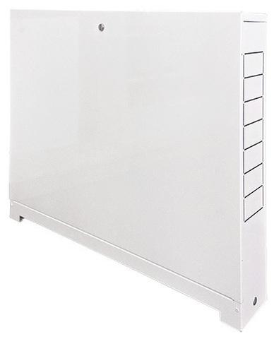 Uni-Fitt ШРН-0 шкаф коллекторный наружный распределительный 651x120х366 мм (480G0000)