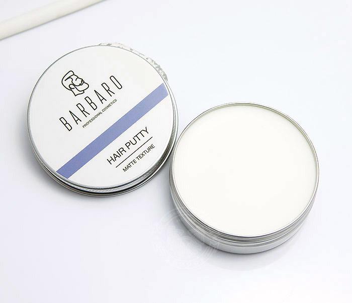 RAZ1051 Матовая мастика паста «Barbaro» для укладки волос (60 гр)
