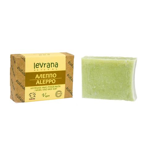 Levrana, Натуральное мыло ручной работы Алеппо, 100гр