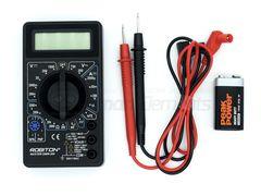 Мультиметр Robiton Master DMM-200