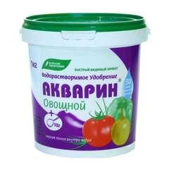 Водорастворимое удобрение Акварин овощной 1кг