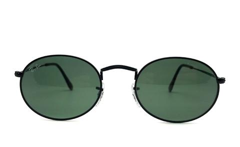 Oval Flat Lenses RB 3547N 002