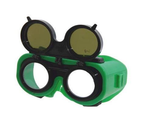 Очки закрытые сварщика с непрямой вент. ЗНД2 ADMIRAL(6) 23232