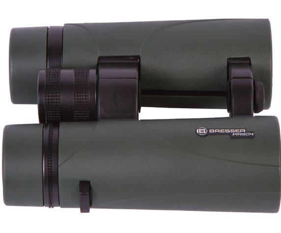 Бинокль Bresser Pirsch 8x42 - обрезиненное покрытие, заполнение инертным газом