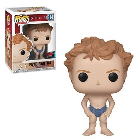 Фигурка Funko Pop! Movies: Dune - Feyd Rautha (Excl. to New York Comic Con)