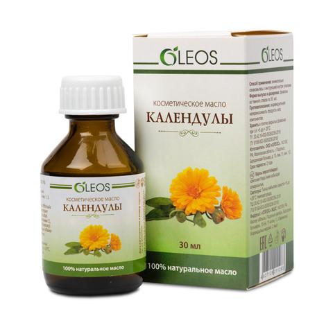 Косметическое масло Календулы Oleos