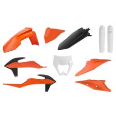 Комплект пластика KTM EXC/EXF `20-21 POLISPORT 91015