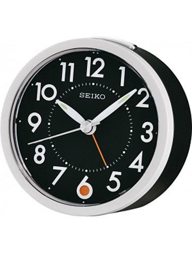 Настольные часы-будильник Seiko QHE096KL