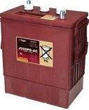 Тяговый аккумулятор Trojan J305PG-AC ( 6V 330Ah / 6В 330Ач ) - фотография