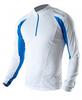 Рубашка Noname Echo 13, blue/white