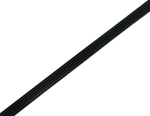 Регилин жесткий 10 мм, черный
