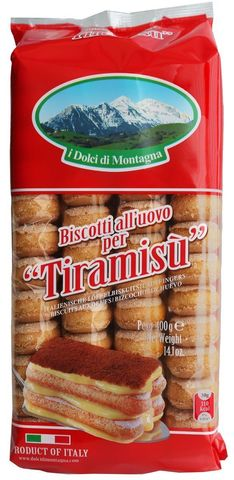 "Печенье савоярди ""I dolci di montagna"" 400 г"