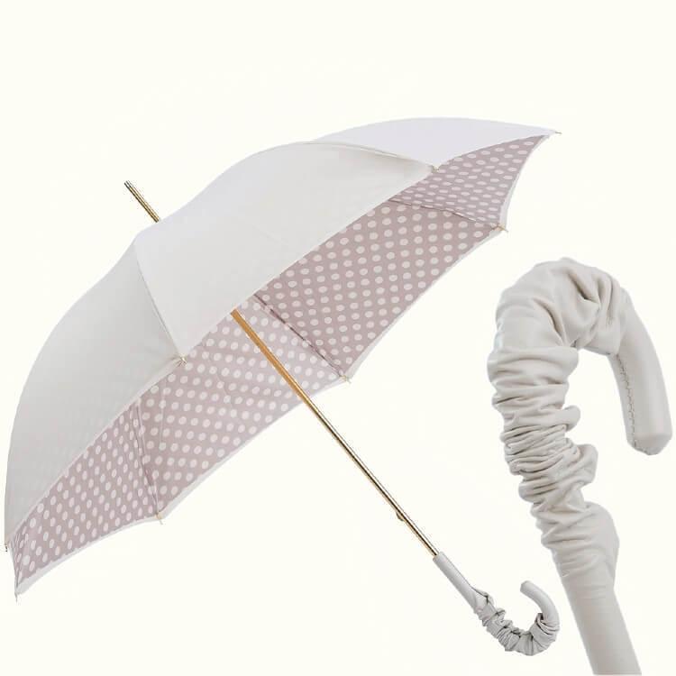Зонт-трость Pasotti 189-55874-153-А35 Perla dot