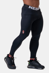 Мужские леггинсы NebbiaLegend of Today leggings full lenght 189 black