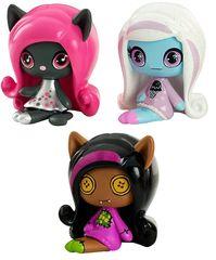 Набор из 3 мини-фигурок Minis с магазине Магия кукол
