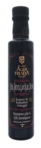 Уксус винный 6% бальзамический с тимьяновым медом  250 мл Agia Triada