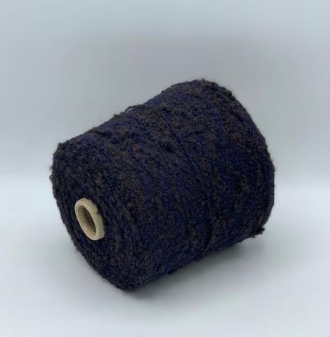 Linea Piu(пр.Италия)art- Pop ,480м / 100 гр.Шерсть/Полиамид, цвет-Коричнево-фиолетовый,арт.9877