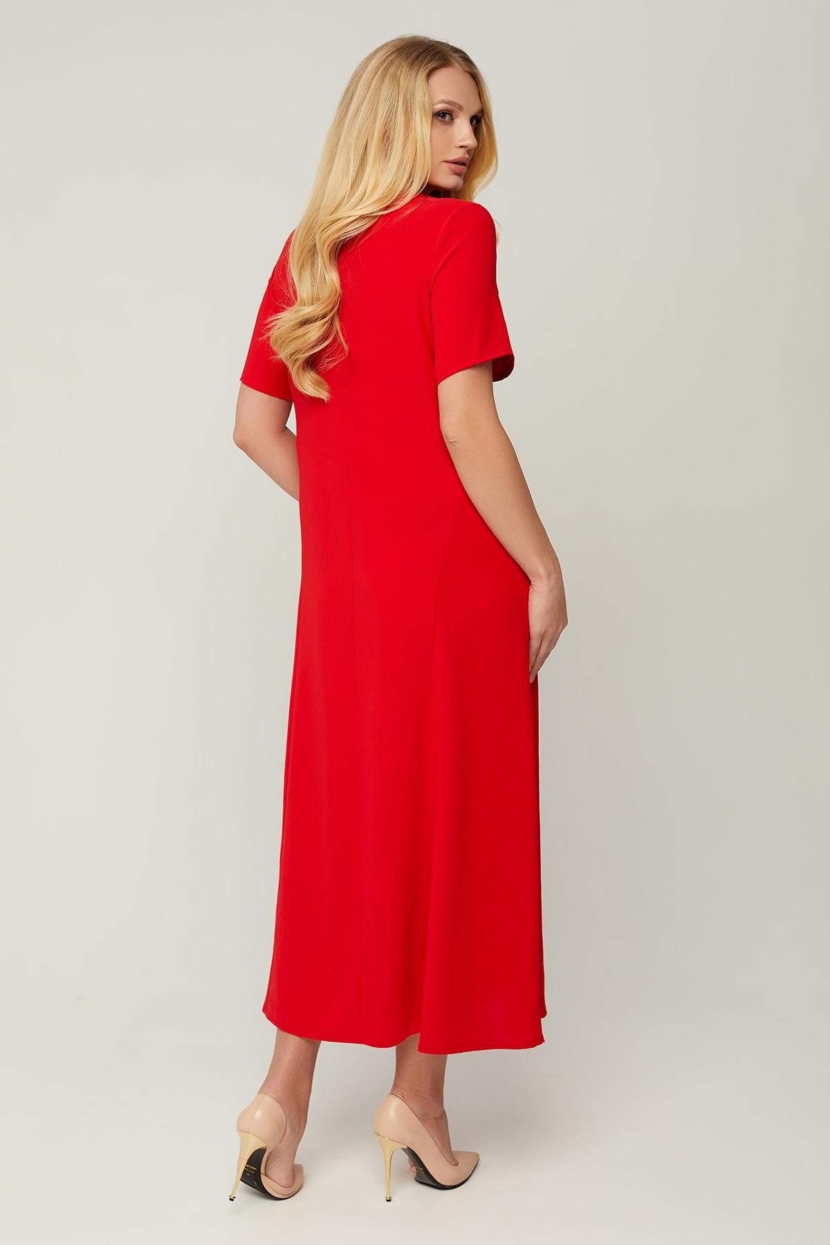 Сукня Селія (червоний)