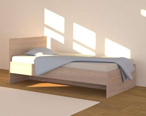 Кровать  ИТАЛИ-2   1900-1050 /1932*800*1086/