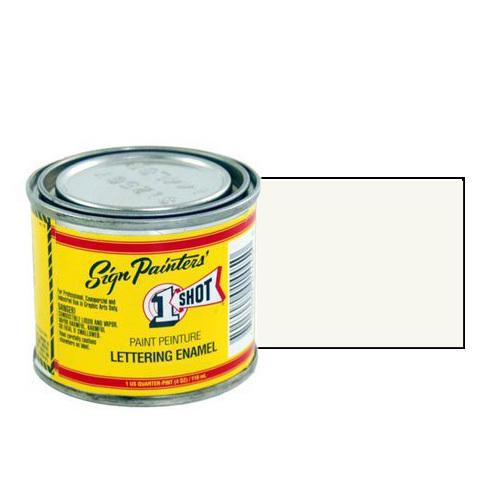 Пинстрайпинг (pinstriping) 101-L Эмаль для пинстрайпинга 1 Shot Белый (White), 118 мл White.jpg