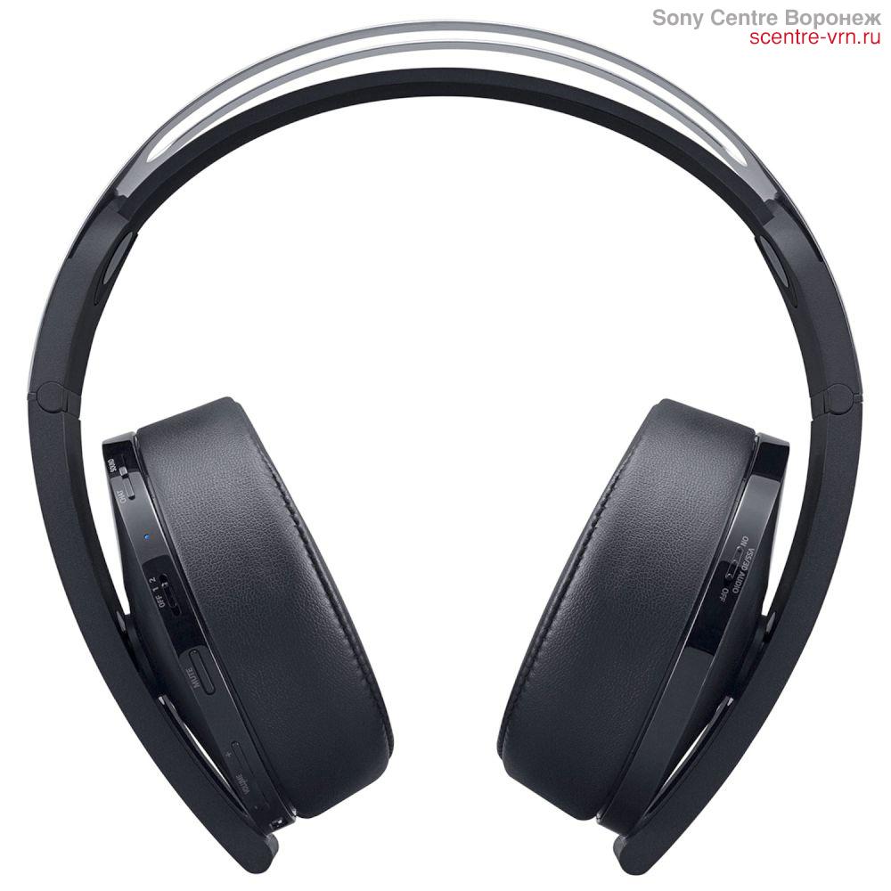 PS719812753 CECHYA-0090 стереогарнитура PS4 Platinum