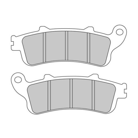 Тормозные колодки Ferodo FDB2098P для Honda VFR 800, CBR 1100 XX