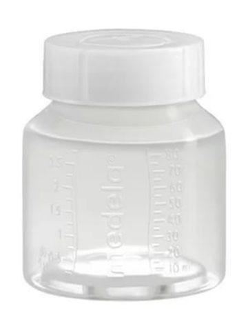 Бутылочка-контейнер одноразовый стерильный  для грудного молока 80 мл от м/о Лактасет (стандарт)