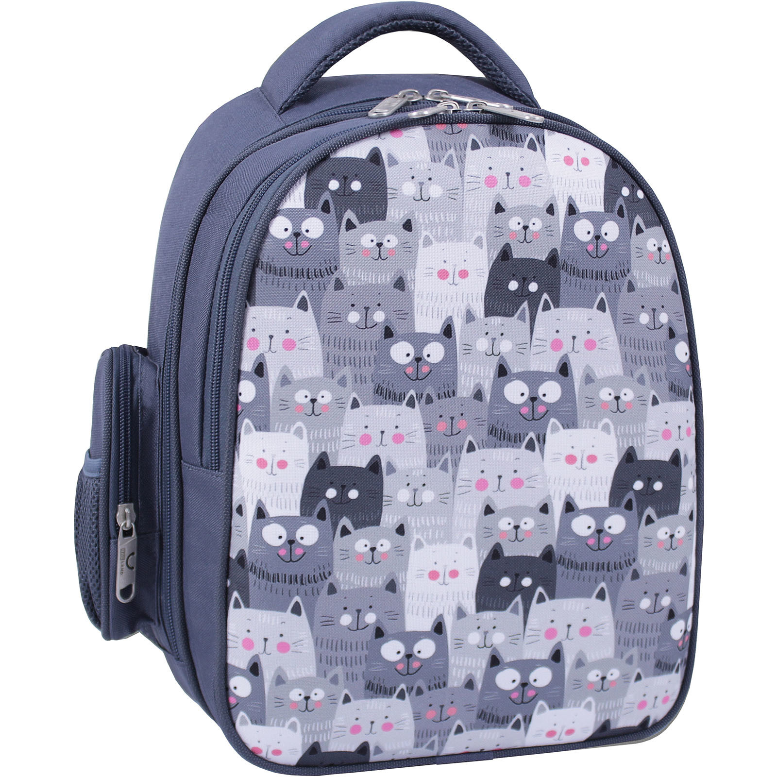 Школьные рюкзаки Рюкзак Bagland Pupil 14 л. серый 342 (0012566) IMG_1321_суб.342_.JPG