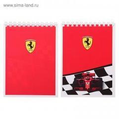Bloknot Ferrari damalı 40 vərəq А7