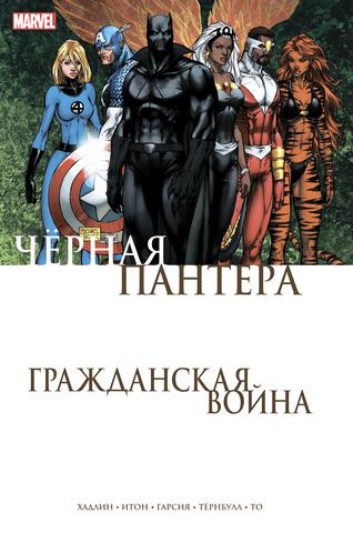 Гражданская война. Чёрная Пантера