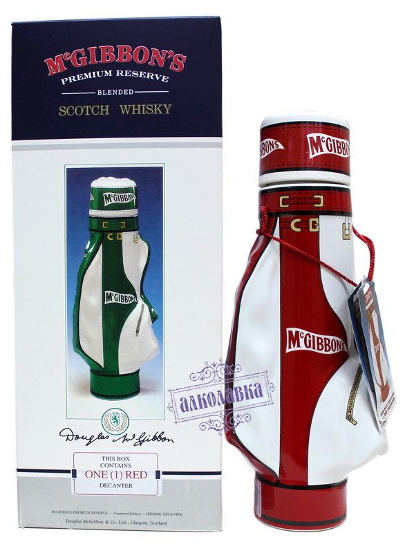 Виски МакГиббонс премиум резерв