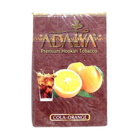 Табак для кальяна Adalya Cola Orange 50 гр.