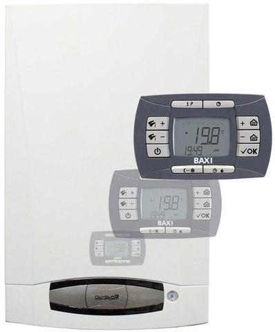 Газовый котел Baxi NUVOLA 3 comfort 280 Fi