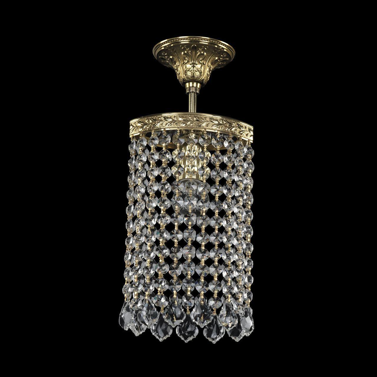 Подвесной светильник Bohemia Ivele 19203/15IV G Leafs