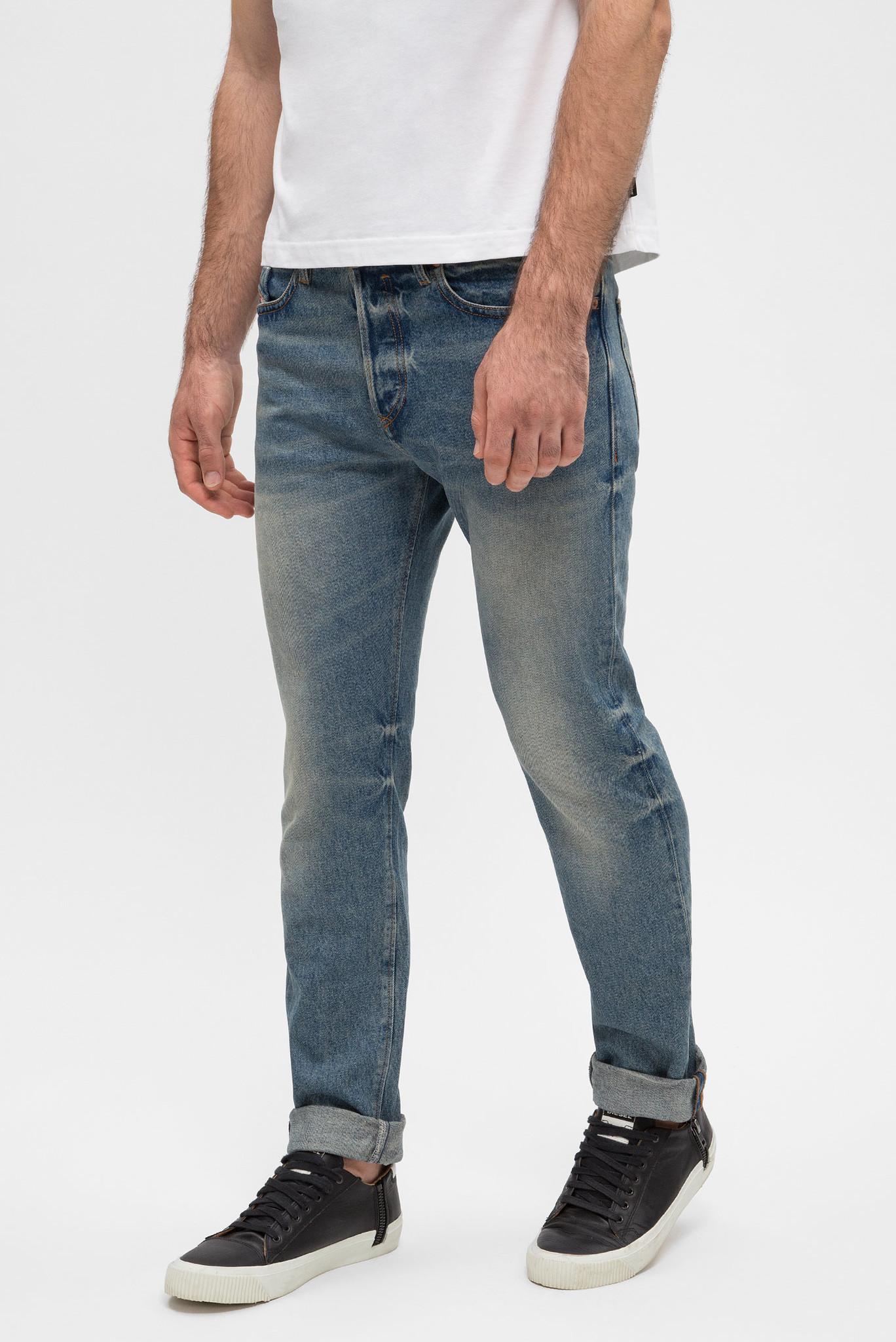 Мужские синие джинсы BUSTER Diesel