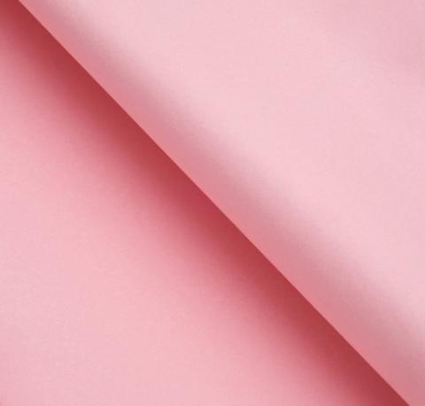 Бумага упаковочная тишью, светло-розовый, 50*66 см