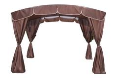 Тент-шатер для качелей садовых Дефа Люси