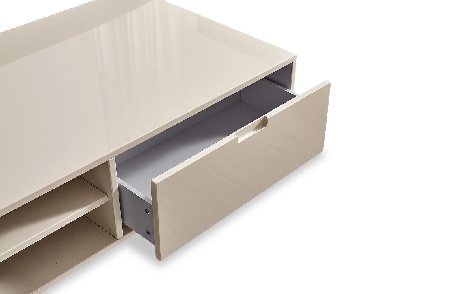 Стол журнальный ESF J16102 wk-88 кремовый