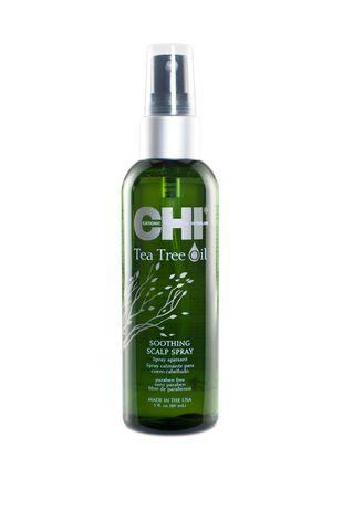Успокаивающий спрей с маслом чайного дерева для кожи головы, 89 мл