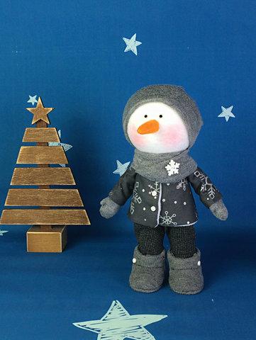 Іграшка сніговик Джордж