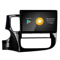 Штатная магнитола на Android 8.1 для Mitsubishi Outlander 3 Roximo S10 RS-2607