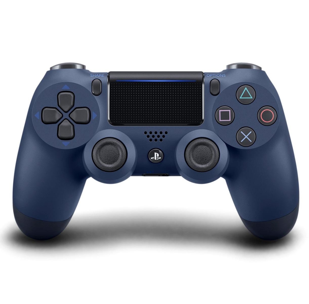 Беспроводной контроллер Sony DUALSHOCK 4 V2, цвет тёмно-синий