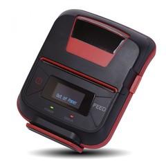 Купить Чековый мобильный принтер Mertech MPRINT E300 USB, Bluetooth, Black, 203 dpi, термопечать, лента 72 мм, Честный Знак, ЕГАИС, QR-код, Bartender